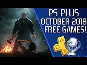 October Free PS Plus Games - Trophy Highlights With Platinum Difficulty & Time! (2018)