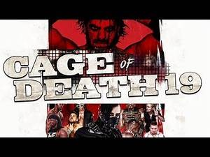 The Best CZW Cage of Death moments (WMG.2018)
