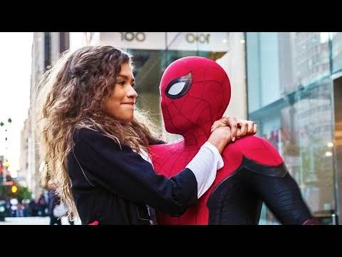 SPIDER-MAN FAR FROM HOME Extended Trailer #2
