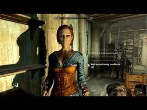 125. Let's Play Skyrim (The Elder Scrolls V Orc Gameplay) - Bullark Marries The First Woman He Sees