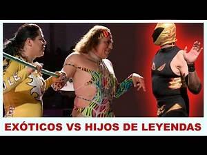 Mexican wrestler queer