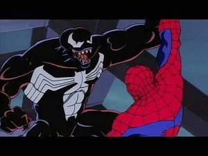 Spider Man The Animated Series - Spidey Tricked The Symbiote
