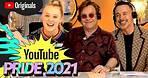 David and Elton Talk To JoJo Siwa About Relationships | YouTube Pride 2021