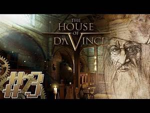 The House of Da Vinci [BLIND STREAM/PLAYTHROUGH/PC GAMEPLAY] - Part 3