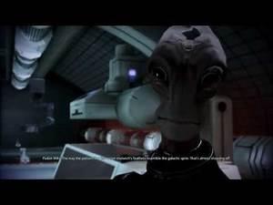 Padok Wiks about Mordin | Mass Effect 3