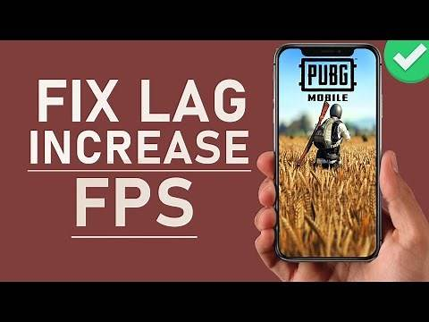 PUBG Mobile iOS 14 - How To Stop Lag & Increase FPS