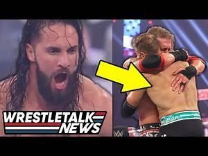 MAJOR WWE Returns! WWE Royal Rumble 2021 Review | WrestleTalk News