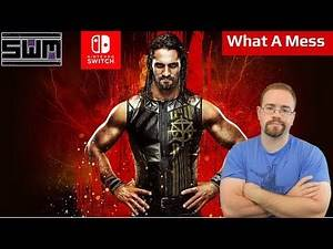 WWE 2K18 Nintendo Switch...This Game Is A Mess...- Spawn Wave Plays