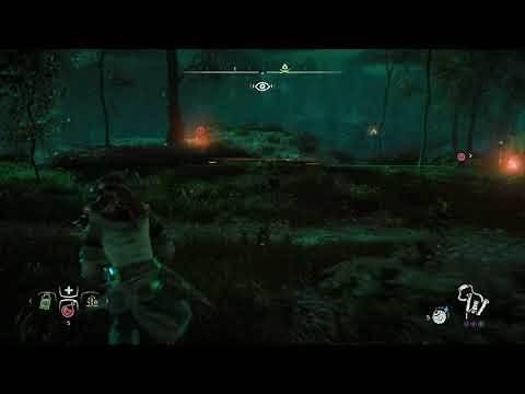Horizon Zero Dawn™: How to finish Tutorial: Blast Sling (Hitting Multiple Enemies)