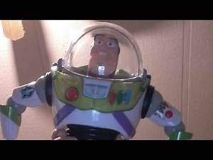 Toy Story Power Up Buzz Lightyear Review