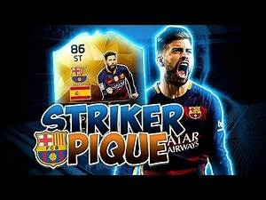 STRIKER PIQUE AND THE SHAKIRA HAT TRICK CHALLENGE! FIFA 16 ULTIMATE TEAM
