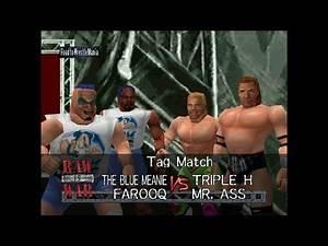 nL Live - WWF WrestleMania 2000: Road to Wrestlemania Mode [PART 2]