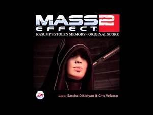 Mass Effect 2: Kasumi's Stolen Memory Soundtrack