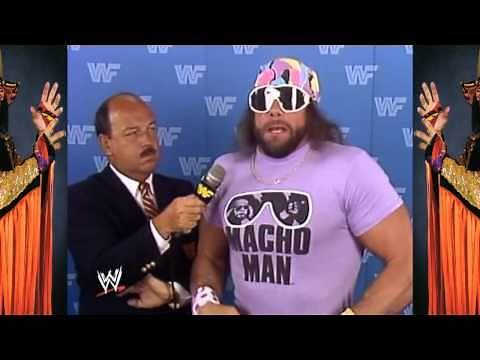 Macho Man Randy Savage Promo #7: The Cream of the Crop
