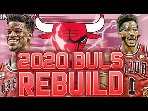 NBA 2K17 MY LEAGUE: REBUILDING THE 2020 BULLS!!! EVERYTHING HAS CHANGED!!!