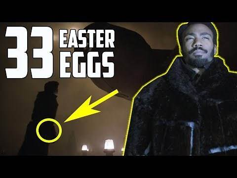 'Solo: A Star Wars Story' Trailer Easter Eggs and Breakdown
