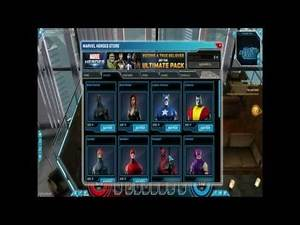 Marvel Heroes beta - A Tour of the Avengers Tower (With Commentary)