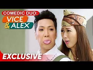 The Comedic Duo of Vice Ganda and Alex Gonzaga | One-Liner