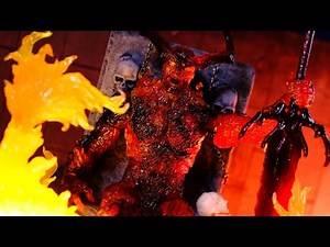 Marvel Legends Infinity Saga Thor: Ragnarok Surtur Review!!!!!!