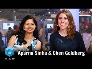 Aparna Sinha, Google & Chen Goldberg, Google Cloud | Google Cloud Next 2018