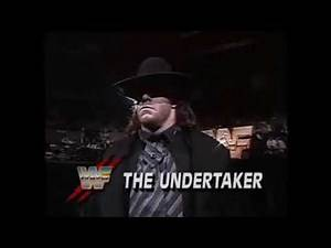 Undertaker vs Jobber George Anderson WWF Superstars 1991