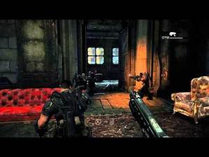 Gears of War Ultimate Edition Xbox One Campaign Gameplay Part 3