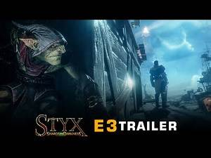 [E3 2016] Styx: Shards of Darkness - E3 Trailer