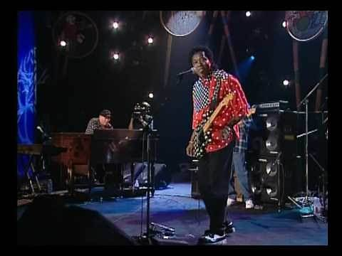 Buddy Guy: You're damned right, I've got the blues