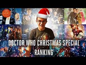 Doctor Who Christmas Special Ranking | GF97