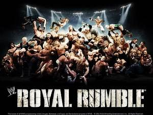 2007 Year in Review: WWE Royal Rumble
