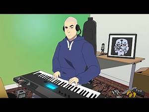 music genre: video game (ANIMATED by @sherbies)