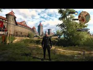 The Witcher 3 Hearts of Stone New Moon and Ofieri Scale Armor Sets showcase