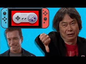11 Best SNES Games NEVER Coming to Nintendo Switch Online!!