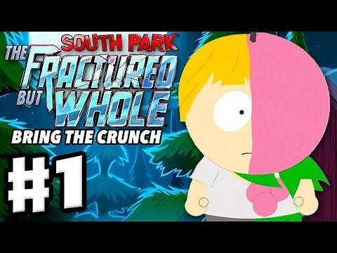 South Park: The Fractured But Whole - Bring the Crunch DLC - Gameplay Walkthrough Part 1
