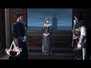 Ezio becomes an assassin - Assassin's Creed II : Assassin initiation ritual