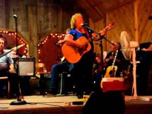 Donah Hyland yodels/sings Michigan Country Music Hall of Fame Induction Show 2011 Jim Minor