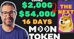 What's the Next DOGE Coin? I Turned $200 into $50K with Moon Token!