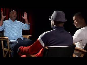 """Rance chats with Taye Diggs and Daniel Ezra from CW's """"All American"""""""