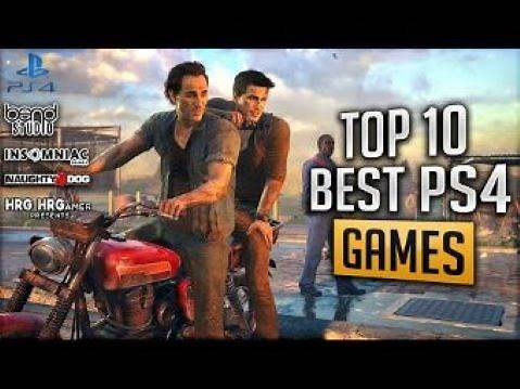 Top 10 Best PlayStation 4 Games Of All Time