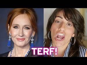 """JK Rowling's Feminism Vs """"Trans Activism"""""""