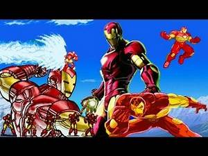 The Video Game Adventures of Iron Man