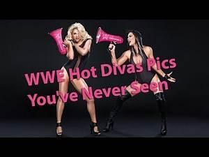 WWE Hot Divas Pics You've Never Seen
