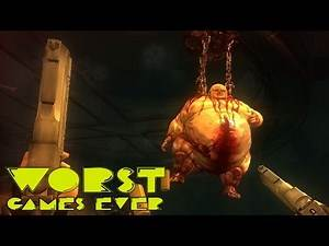 Worst Games Ever #1 - Clive Barker's Jericho