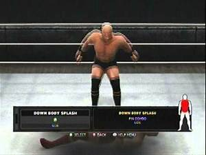 WWE 13 BIG DADDY V MOVESET
