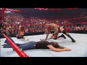 Randy Orton makes it personal with Triple H(360P)