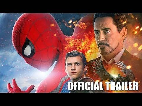 Spider-Man: Homecoming - Official Trailer 4 [HD]