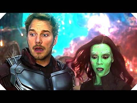GUARDIANS OF THE GALAXY 2 Trailer + Super Bowl TV Spot (Marvel Movie, Movie HD)