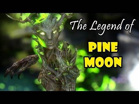 Skyrim All Secret Chest Locations in Pinemoon Cave!