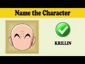 Guess the Picture : Dragon Ball Characters Quiz