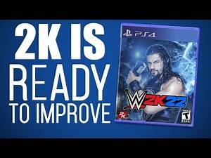 This is How 2K is going to Win Us Over For WWE 2K22! This is what we want?